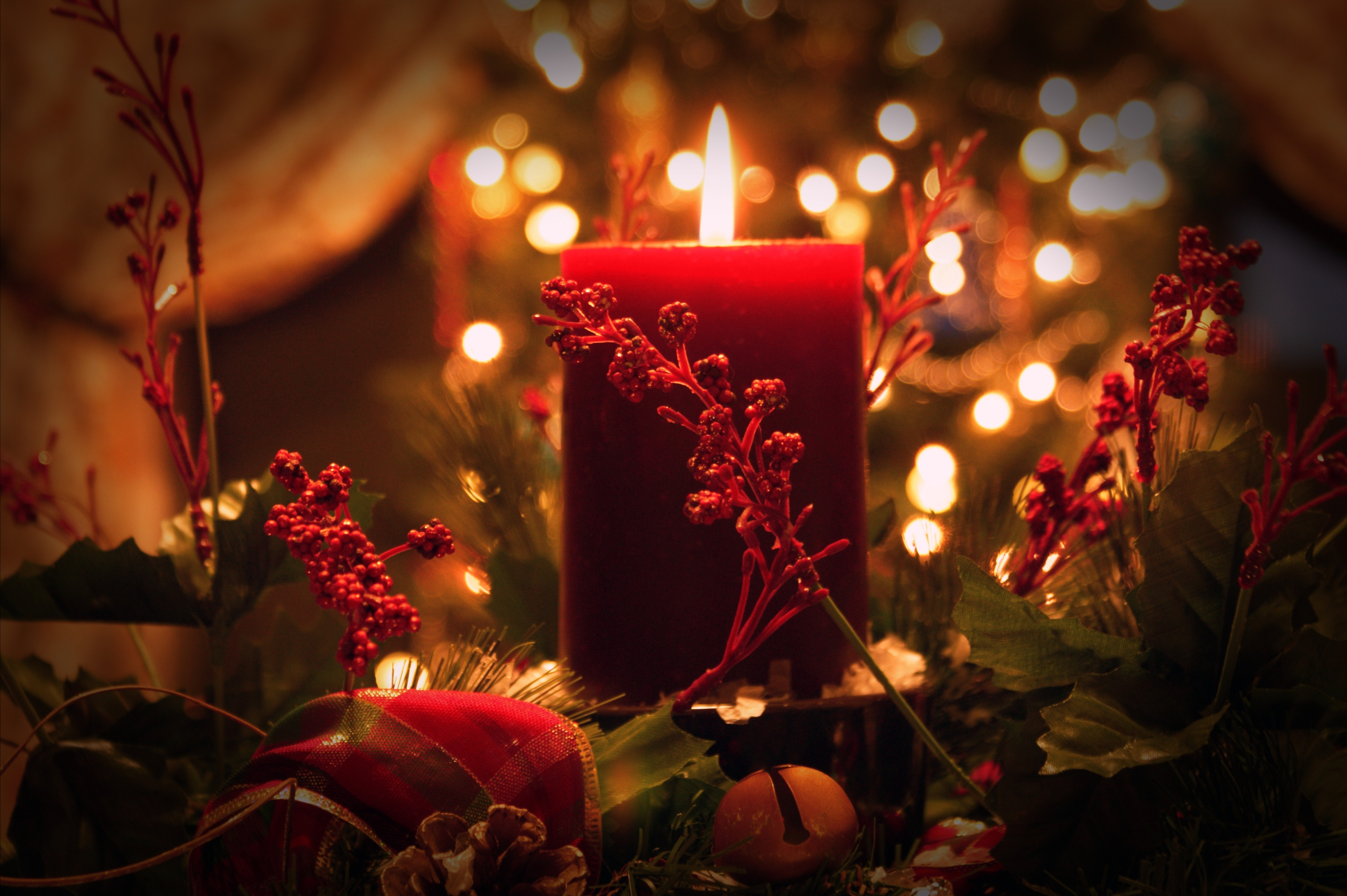 Join us for the Christmas Eve Candle Light Service